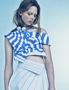 Holly Rose by Beau Grealy for i-D Australia online June 2014