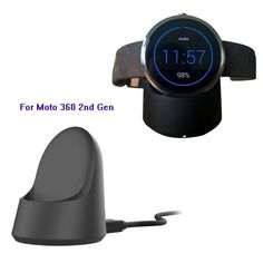 Wireless Charger Cradle Dock for Moto 360 2nd Gen 42mm & 46mm <font><b>Smart</b></font> <font><b>Watch</b></font> Price: USD 13.75  | http://www.cbuystore.com/product/wireless-charger-cradle-dock-for-moto-360-2nd-gen-42mm-46mm-font-b-smart-b-font-font-b-watch-b-font/10164850 | United States