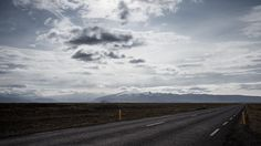 https://flic.kr/p/cLPN2w | Iceland | This is the ring road that stayed with us all around the island. You can drive 90km/h most of the time and people usually go around 110km/h. You can see so much of Iceland just from the road itself. Thats really impressive.