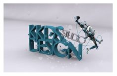 great 3d text effects