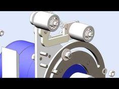 Самодельный ленточный гриндер из болгарки (УШМ 230). Своими руками. Belt Grinder - YouTube