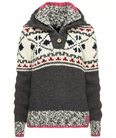 Toller Superdry Strickpullover #fashion #winter #stying #ideas #engelhorn