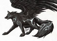 Shadow. Lunars mate. Alpha male. Father to wind, sky, and cloud