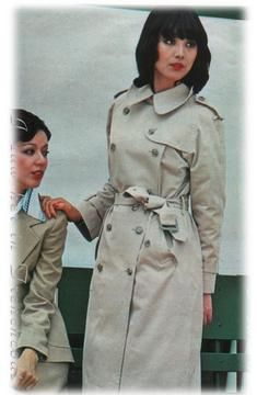 Burberry Trench, Trench Coats, Rain Fashion, Women's Fashion, Ladies Raincoats, Ladies Coats, Rain Cape, Double Breasted Trench Coat, Fashion Magazines
