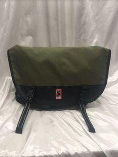 199d44f2 Chrome Industries Citizen Messenger Bag Green-Black #fashion #clothing  #shoes #accessories