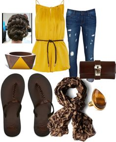 """""""Summer Date Outfit"""" by laylaysanders on Polyvore"""