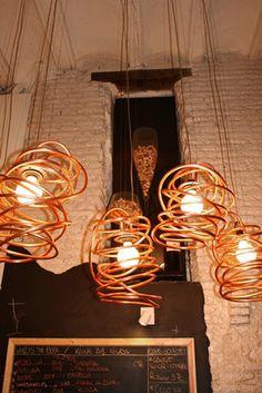 Iluminación y diseño Light Bulb, Lights, Home Decor, Bulb Lights, Homemade Home Decor, Lightbulbs, Lighting, Interior Design, Home Interiors