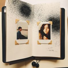 Midori Traveler's notebook - ashley g #midoritravelersnotebook #midori