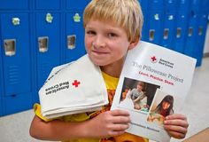 September is National Preparedness Month and Red Cross chapters around the country are gearing up for different ways to promote preparedness. One of the American Red Cross' Corporate Partners is Di…