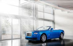 Rolls-Royce Unveils Trio Of Bespoke Dawns At Monterey Car Week