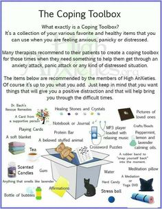 yourpersonalcheerleader:  I refer to a coping toolbox at least once a week on my…