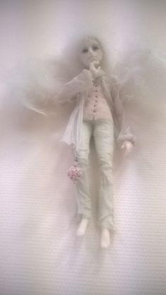 Ангел-хранитель нашего офиса. Мастерская Зои Матлашевской