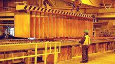Utilidades de Southern Copper cayeron 9,5% en segundo trimestre
