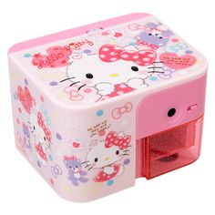 Hello Kitty electric sharpener Sanrio online shop - official mail order site