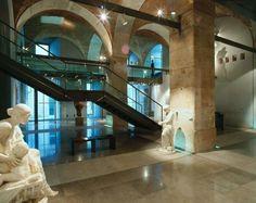 Hall del Museu Nacional de Arte Contemporânea do Chiado