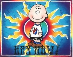Hey Now! #GratefulDead #Peanuts