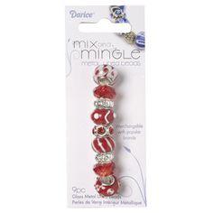 Mix and Mingle Glass