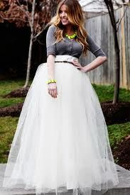 tulle skirt and sweater - Google Search