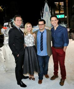 Cast of Frozen