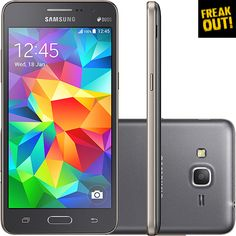 "Smartphone Samsung Galaxy Gran Prime Duos Dual Chip Android Tela 5"" Memória Interna 8GB 3G Câmera 8MP - Cinza http://compre.vc/s/460f2302 #PreçoBaixoAgora #MagazineJC79"