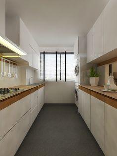 Kitchen Design Singapore Hdb Flat kitchen design ideas hdb - 10 | keep the best desk in kitchen