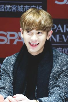 CHANYEOL SPAO fansign