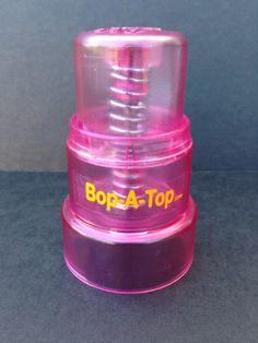 Pink Bop A Top $15  www.bopatop.com