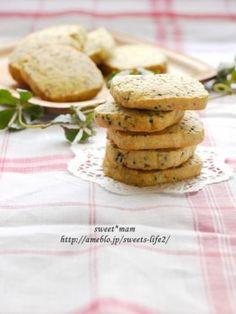 「ごま味噌クッキー**」satomi* | お菓子・パンのレシピや作り方【corecle*コレクル】