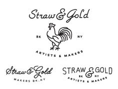 Straw & Gold by Keith Davis Young