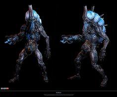 Mass Effect 3 DLC Character
