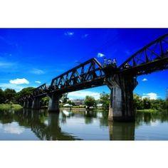Damnernsaduak Floating Market, River Kwai Bridge Join Tour