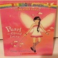 10/$10 rainbow magic the weather fairies pearl the cloudy fairy