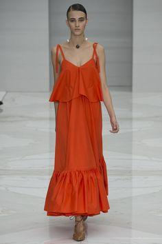 Salvatore Ferragamo Spring 2016 Ready-to-Wear Fashion Show - Herieth Paul