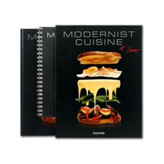 Modernist Cuisine at Home for Taschen | Charles & Marie Designshop