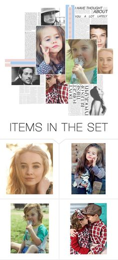 """a mother understands what a child does not say."" by avengingangels ❤ liked on Polyvore featuring art"