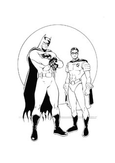 Free Marvel Coloring Pages | Batman And Friends Save The World | Super Hero  Coloring Pages