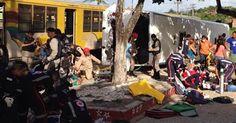 osCurve Brasil : Batida entre trem e ônibus deixa mortos e feridos ...