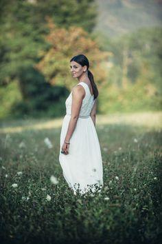 branding  image di una GUIDA ALL'ALCHIMIA FEMMINILE Boho Chic, White Dress, Branding, Couture, Dresses, Style, Fashion, Vestidos, Swag