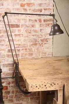 vintage industrial lighting on pinterest vintage. Black Bedroom Furniture Sets. Home Design Ideas