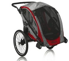 ----Gifts for the On the Go Mom---- Baby Jogger Pod-    For the active mom (or dad), the Baby Jogger POD is the ultimate gift of returning back to an active lifestyle.  The comfy chassis fits one or two kids and converts from double stroller to jogging stroller to bike trailer with various kits. Trekaroo test-drove and gave it our three thumbs up for smooth operability, versatility, and compact storage. $499 @Trekaroo #FamilyTravelGiftGuide