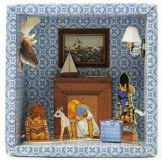 Boîte Tiphaine Mangan Boîte à histoire Tiny Tales par Tiphaine Mangan / Bianca and Family