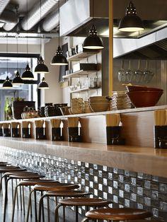 FOOD // Koya Bar — London // http://www.koya.co.uk/