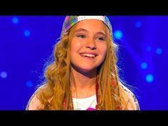 На сцене «Ты супер!» Кристина повторила оглушительный успех первого тура - YouTube