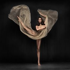 Breathtaking #fashion #photography by Peter Coulson: #dance and movement.