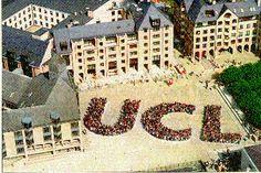 this is where I'll be going! université catholique de Louvain.