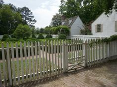 colonial williamsburg gates | Second is vanity license plates. I think every fifth Virginia vehicle ...