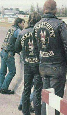 Biker Clubs, Motorcycle Clubs, Biker Gangs, Gang Members, Beard Tips, Gangsters, Choppers, Rockers, Cut And Color