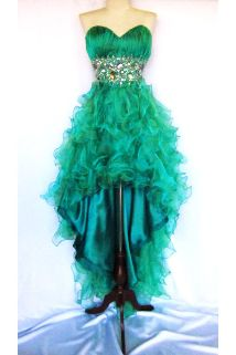 Beautiful color tango dress that's gorgeous and fun!