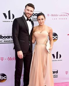 #Samhunt and wife at the #BBMAs http://tipsrazzi.com/ipost/1519946839259294880/?code=BUX75jnhyyg