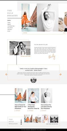 Design Websites, Site Web Design, Website Design Company, Web Design Tips, Fashion Website Design, Modern Web Design, Web Design Trends, Site Portfolio, Portfolio Website Design